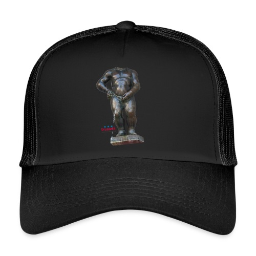 mannekenpis Big Real 小便小僧 2017 - Trucker Cap