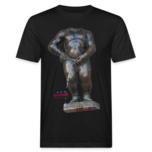 mannekenpis Big Real 小便小僧 2017 - T-shirt bio Homme