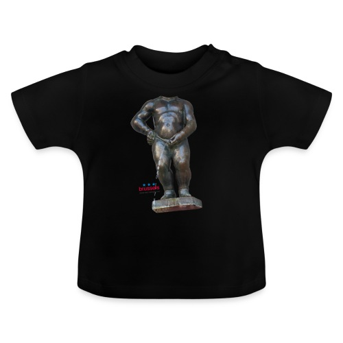 mannekenpis Big Real 小便小僧 2017 - T-shirt Bébé