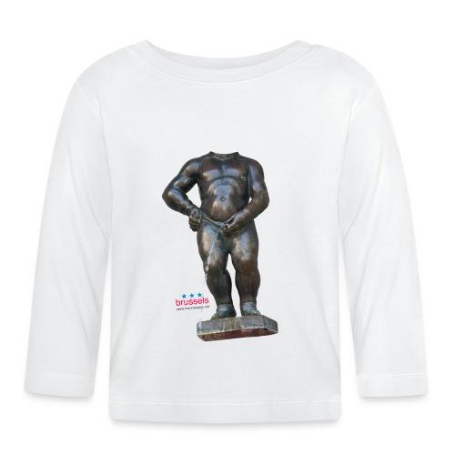 mannekenpis Big Real 小便小僧 2017 - T-shirt manches longues Bébé