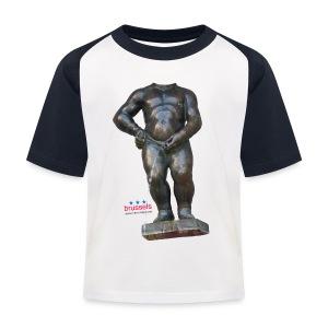 mannekenpis Big Real 小便小僧 2017 - T-shirt baseball Enfant