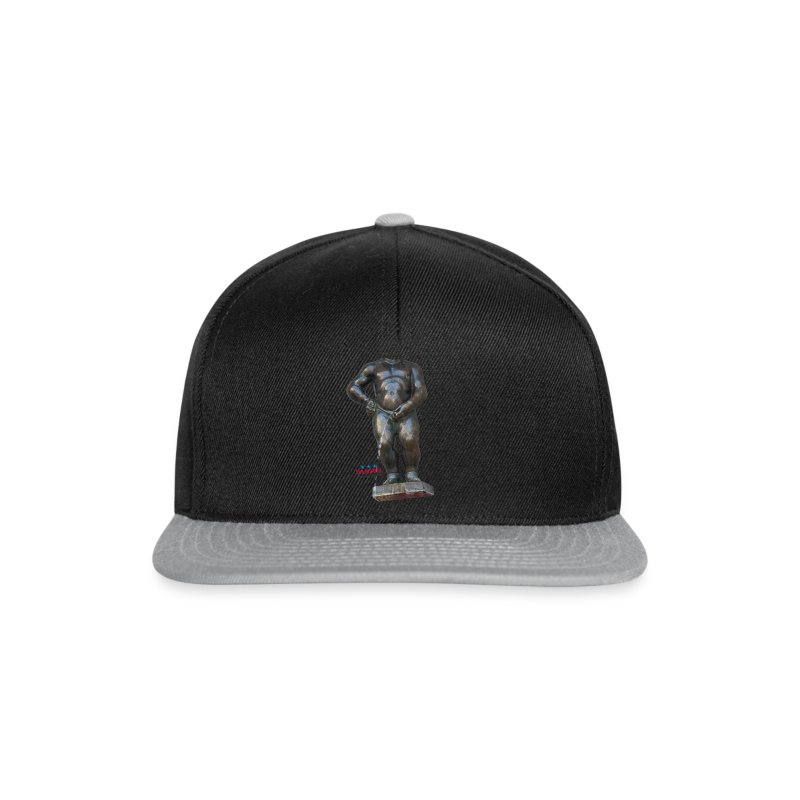 mannekenpis Big Real 小便小僧 2017 - Casquette snapback