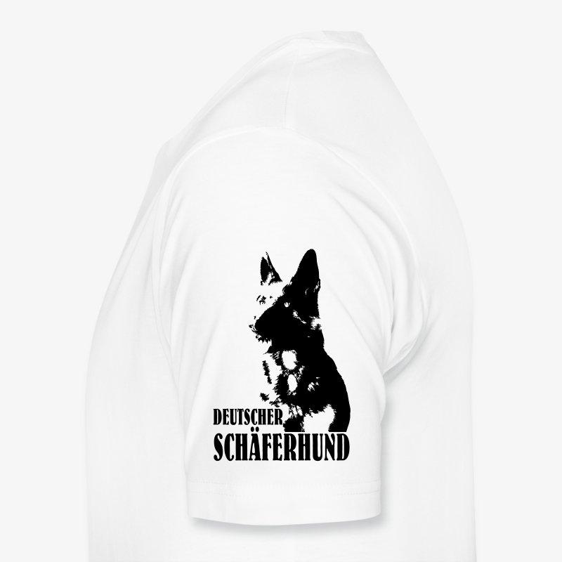 Deutscher Schäferhund - Männer Premium T-Shirt