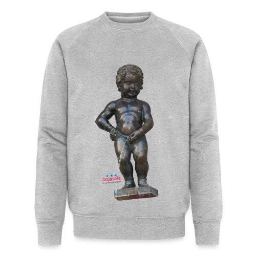 mannekenpis Real 小便小僧 2017 - Sweat-shirt bio Stanley & Stella Homme