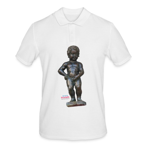 mannekenpis Real 小便小僧 2017 - Polo Homme