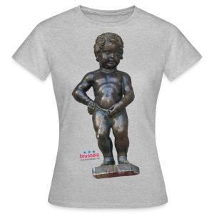 mannekenpis Real 小便小僧 2017 - T-shirt Femme