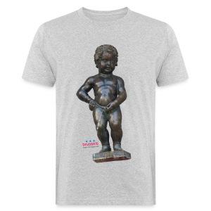 mannekenpis Real 小便小僧 2017 - T-shirt bio Homme