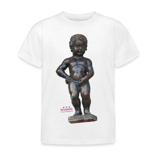 mannekenpis Real 小便小僧 2017 - T-shirt Enfant