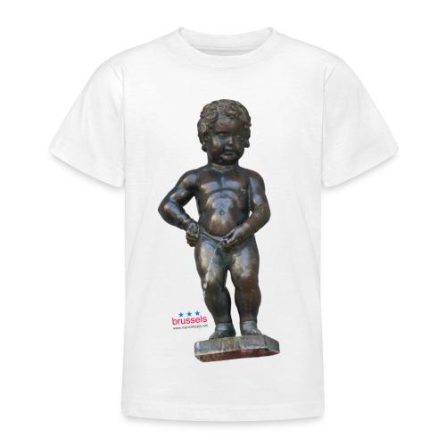 mannekenpis Real 小便小僧 2017 - T-shirt Ado