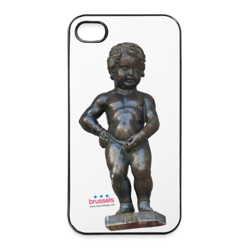 mannekenpis Real 小便小僧 2017 - Coque rigide iPhone 4/4s