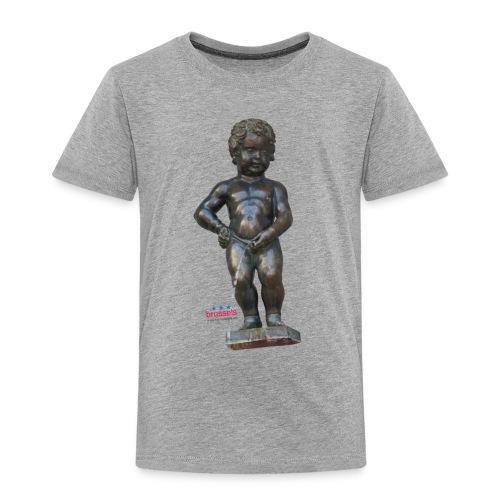 BiG REAL mannekenpis |♀♂ - T-shirt Premium Enfant