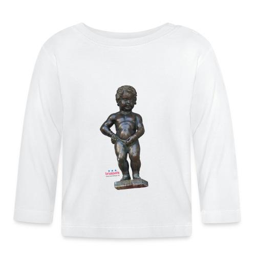 mannekenpis Real 小便小僧 2017 - T-shirt manches longues Bébé