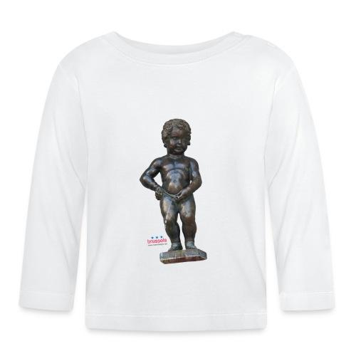 BiG REAL mannekenpis |♀♂ - T-shirt manches longues Bébé