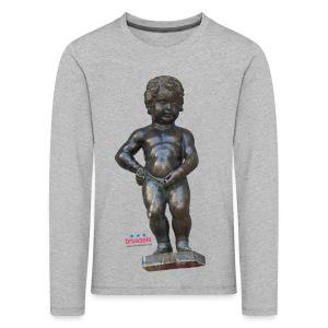 mannekenpis Real 小便小僧 2017 - T-shirt manches longues Premium Enfant