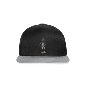 mannekenpis Big Real マヌカンピス - Casquette snapback