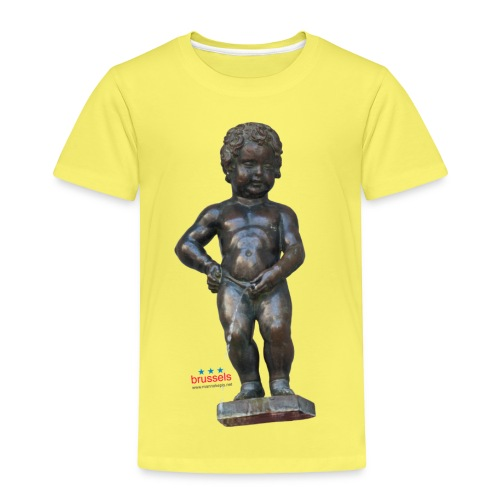mannekenpis Big Real 小便小僧  - T-shirt Premium Enfant