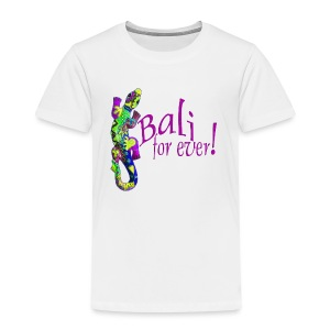 BALI FOR EVER 2 - Kinder Premium T-Shirt