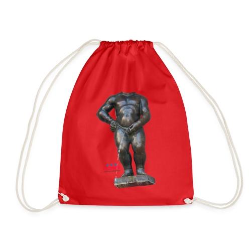 BIG MAN · 撒尿小童 T恤 - Sac de sport léger
