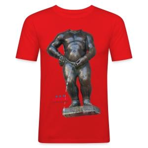 BIG MAN · 撒尿小童 T恤 - Tee shirt près du corps Homme
