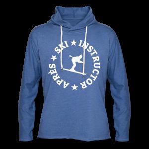 Après-Ski Instructor T-Shirt - Leichtes Kapuzensweatshirt Unisex