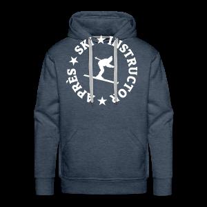 Après-Ski Instructor T-Shirt - Männer Premium Hoodie