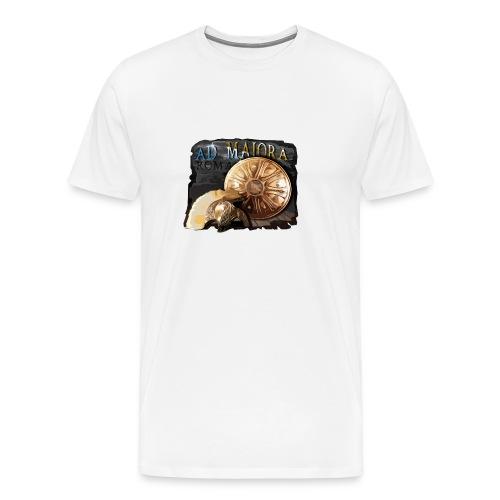 Ad Majora - Armamenti legionario romano - Men's Premium T-Shirt