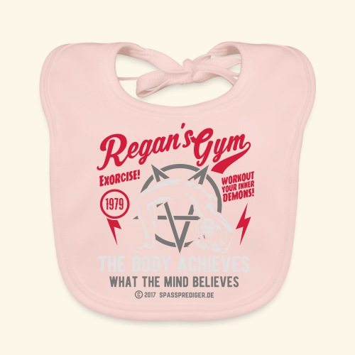 Regan's Gym - Baby Bio-Lätzchen