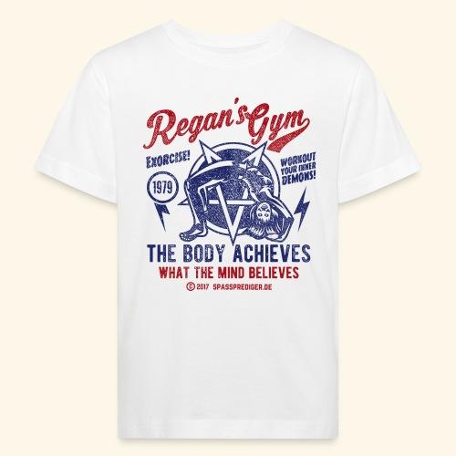 Regan's Gym - Kinder Bio-T-Shirt