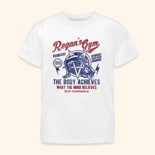Regan's Gym - Kinder T-Shirt