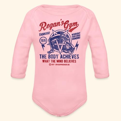 Regan's Gym - Baby Bio-Langarm-Body
