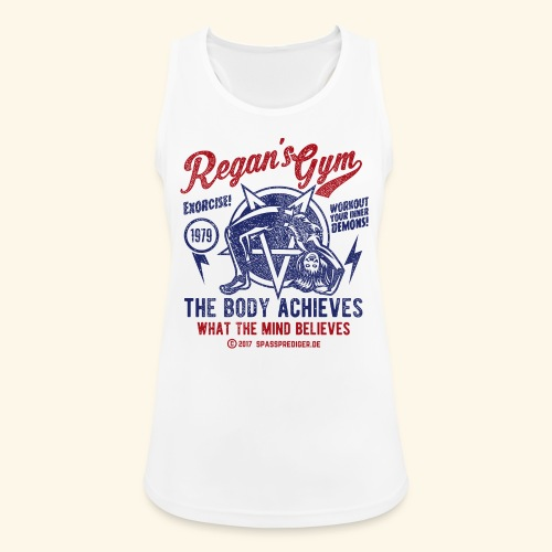 Regan's Gym - Frauen Tank Top atmungsaktiv