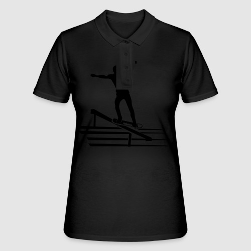 Skater-Tank Top - Frauen Polo Shirt