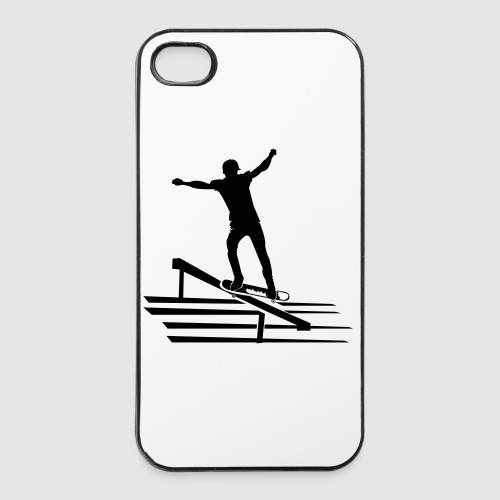 Skater-Tank Top - iPhone 4/4s Hard Case