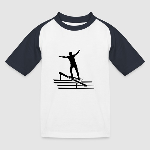 Skater-Tank Top - Kinder Baseball T-Shirt