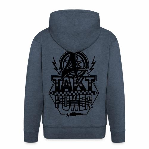 4-Takt-Power / Viertaktpower - Men's Premium Hooded Jacket