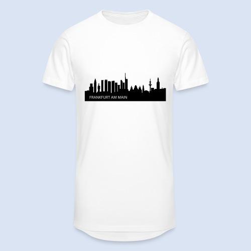 FRANKFURT MARATHON SOUVENIRS - Frankfurt Design #Marathon - Männer Urban Longshirt