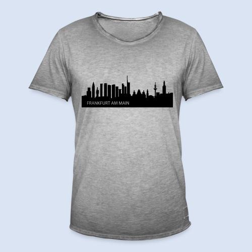 FRANKFURT MARATHON SOUVENIRS - Frankfurt Design #Marathon - Männer Vintage T-Shirt