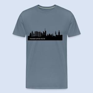 FRANKFURT MARATHON SOUVENIRS - Frankfurt Design #Marathon - Männer Premium T-Shirt