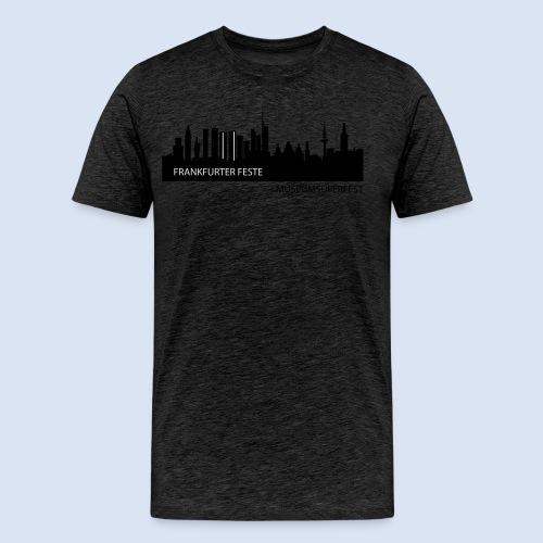 FRANKFURT MUSEUMSUFERFEST SOUVENIRS - Frankfurt Design #MUF - Männer Premium T-Shirt