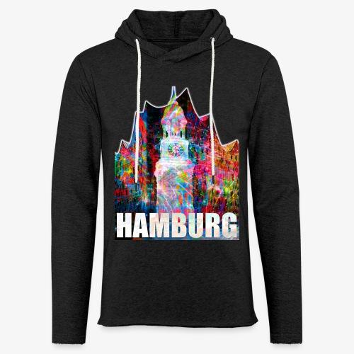 Elphi & Michel Hamburg Elbphilharmonie Frauen T-Shirt - Leichtes Kapuzensweatshirt Unisex