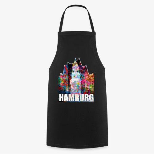 Elphi & Michel Hamburg Elbphilharmonie Frauen T-Shirt - Kochschürze