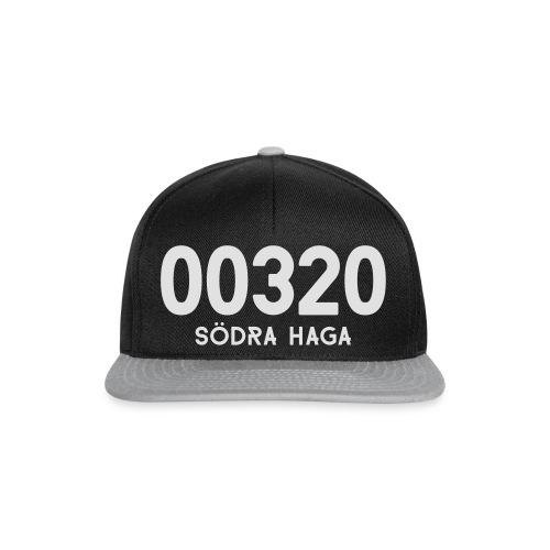 00320 SÖDRA HAGA - Snapback Cap