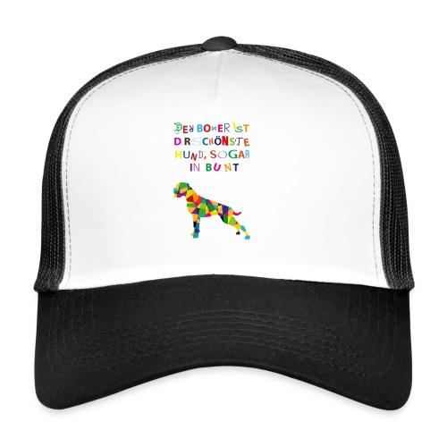 Für Boxerkinder - Trucker Cap