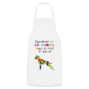 Für Boxerkinder - Kochschürze