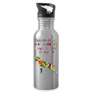 Für Boxerkinder - Trinkflasche