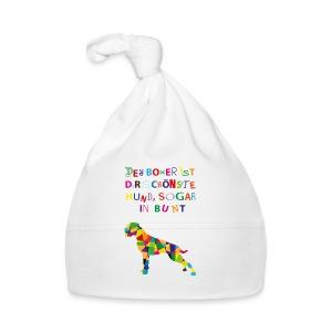 Für Boxerkinder - Baby Mütze
