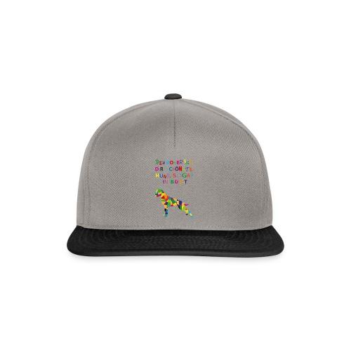 Für Boxerkinder - Snapback Cap
