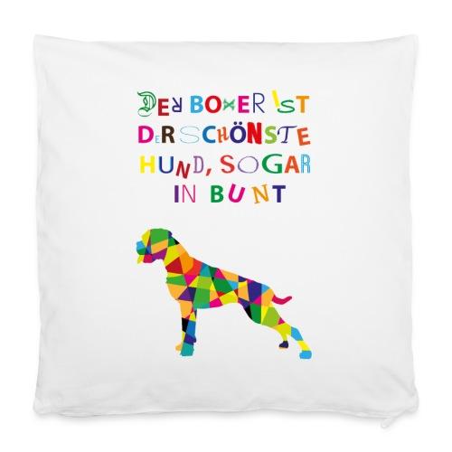 Für Boxerkinder - Kissenbezug 40 x 40 cm