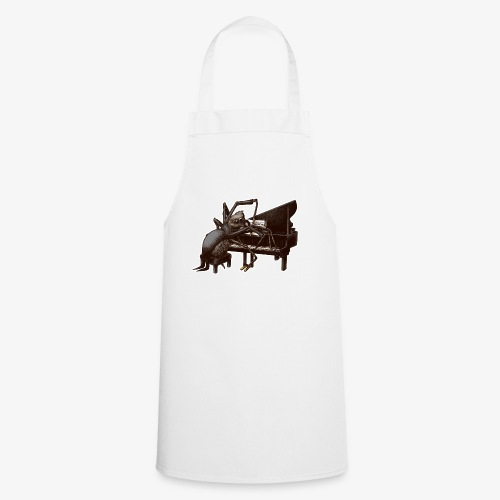 Spider Pianist - Cooking Apron