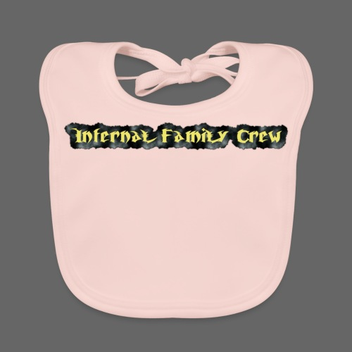 Infernal Family Crew - Baby økologisk hagesmæk